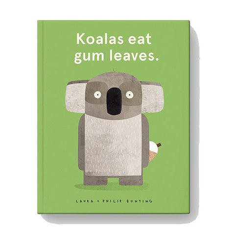 Koalas eat Gum leaves Book | Kids books | lucas loves cars
