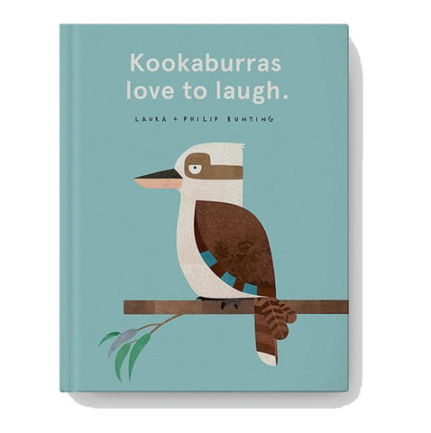 Kookaburras love to laugh kids book | kids books | lucas loves cars