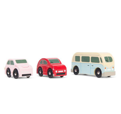 Retro metro le toy van cars | Lucas loves cars