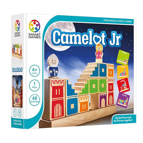 Smart Games Camelot Jnr | Smart Games |  Lucas loves cars