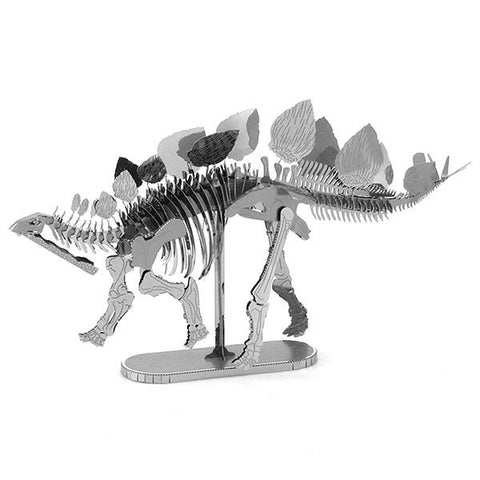 Metal Earth - Stegosaurus Skeleton