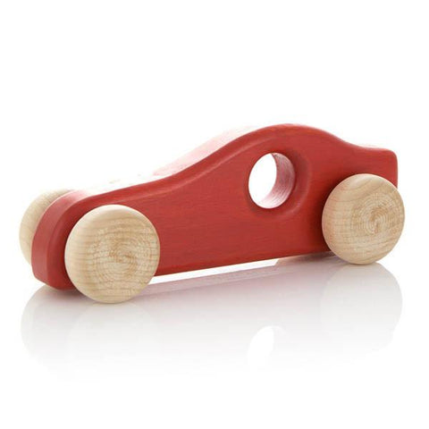 Milton Ashby Speedster car | Hand made wooden car toy | Lucas loves cars