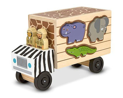 Jungle Safari Shape sorter