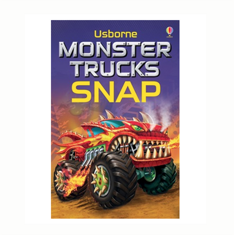 Monster Trucks | Snap games | Lucas loves cars
