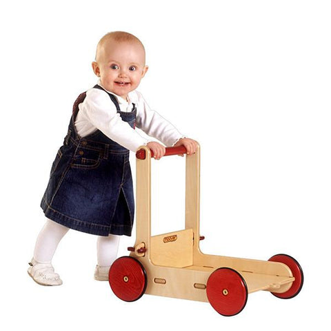 Moover baby walker | Lucas loves cars