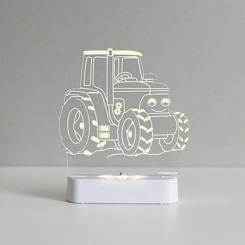 Night Light - Tractor