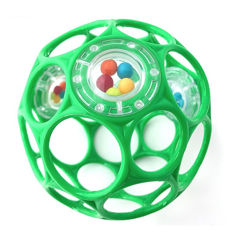 Oball Ball Rattle 4""