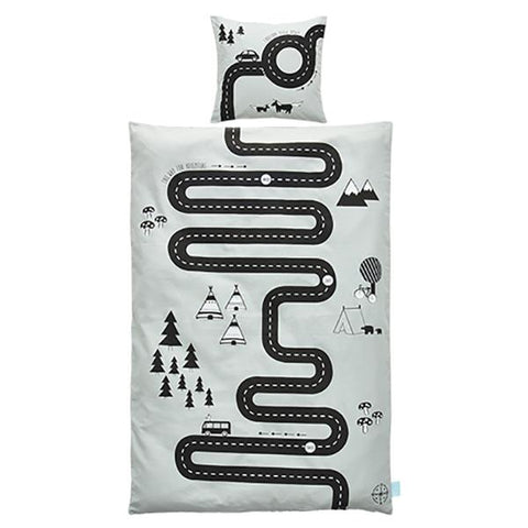 OYOY Adventure bedding - single