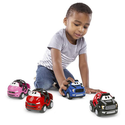 OBall Australia  |  Limited Edition Ford Car toys | Lucas loves cars | Baby toy