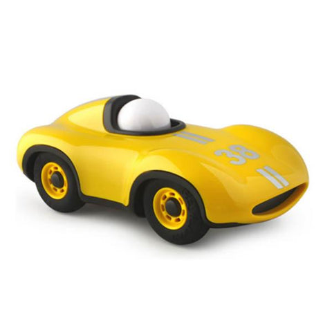 Playforever mini Yellow | Lucas loves cars