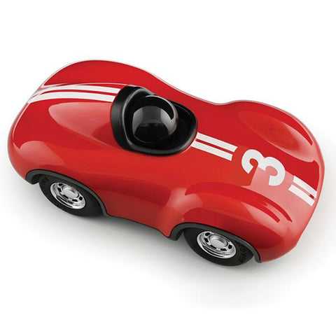 Playforever red mini | Lucas loves cars