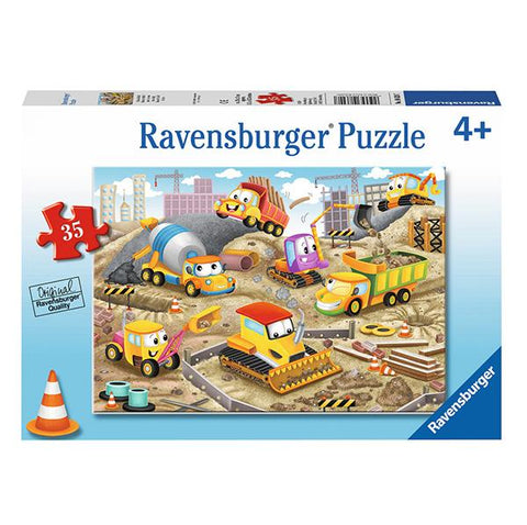 Ravensburger Raise the roof  35 pc