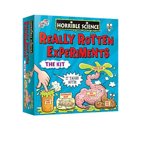 Horrible Science - Really Rotten Experiments