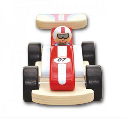 Indigo Jamm Racing Rocky | Race car toy | Lucas loves cars