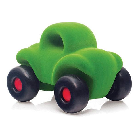 Rubbabu sensory toy large car | car toy store | lucas loves cars