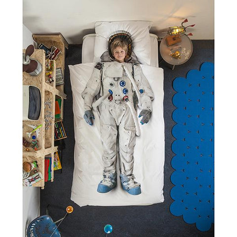 Bedding - Astronaut | Snurk |  Lucas loves cars