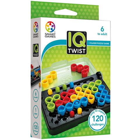 Smart Games | IQ Twist | Games for 6 yr olds | Lucas loves cars