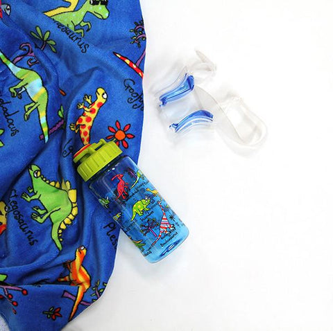 Dinosaur towel | Lucas loves cars
