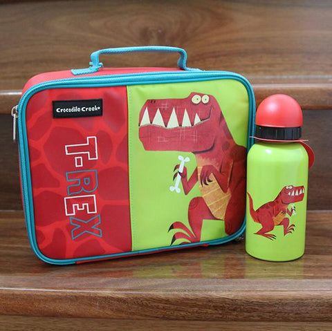 Dinosaur  - Pocket lunch | Crocodile Creek |  Lucas loves cars