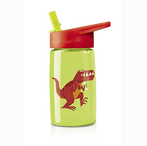 Dinosaur - Tritan Drink bottle | Crocodile Creek |  Lucas loves cars