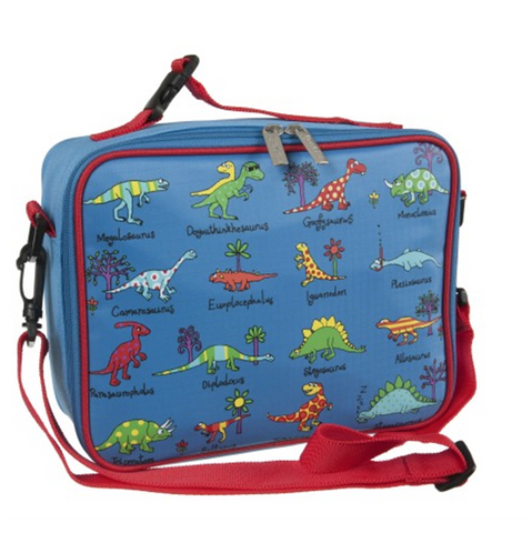 Tyrrell Katz - Dinosaur Insulated Lunchbag | Lucas Loves Cars