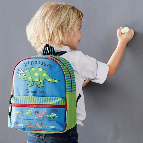 34c777b149bb Tyrrell Katz - Dinosaur Kids Backpack – Lucas loves cars