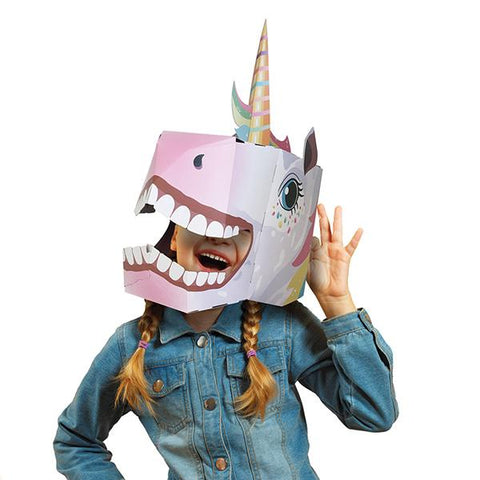 Fiesta Crafts 3D Mask Unicorn