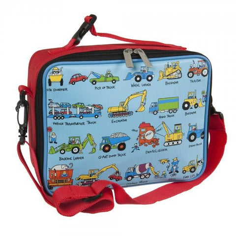 Tyrrell Katz - Working Wheels Insulated Lunchbag