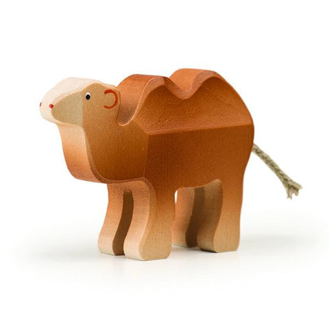 Trauffer Camel Small | wooden animal toys | lucas loves cars