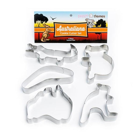 Biscuit cutter Australian Animals | cookie cutters  | Australian gifts | Lucas loves cars