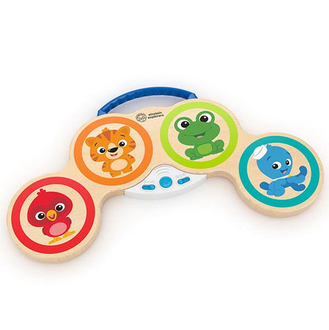 Baby Einstein  Magic Touch Drums | 	musical toys |  Lucas loves cars