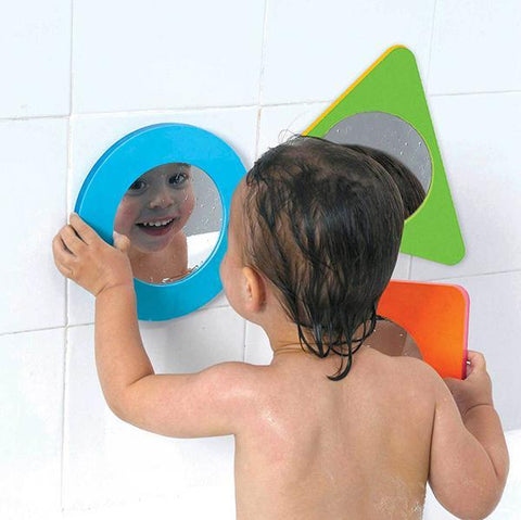 Bath Fun Mirrors | Bath toy |  Lucas loves cars