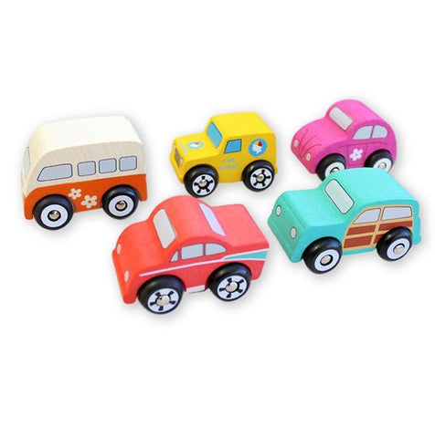 Beach cars - set of 5 | Discoveroo |  Lucas loves cars