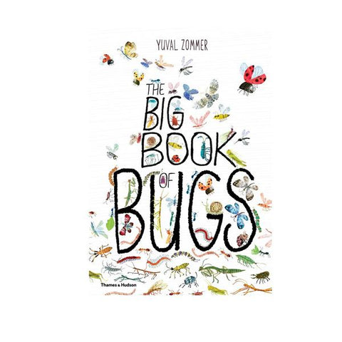 Big book of Bugs  | Kids books  | Lucas loves cars