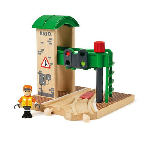 BRIO Train - Signal Station | Brio |  Lucas loves cars
