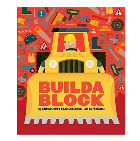 Buildablock | Brumby Sunstate - supplier |  Lucas loves cars