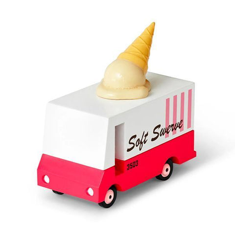 CandyLab mini Ice Cream Truck | Candylab Australia | Candylab car toys | Lucas loves cars