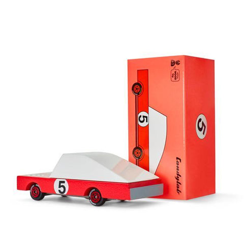 Candycab mini red Racer | Candylab car toys | Race car toys | Lucas loves cars