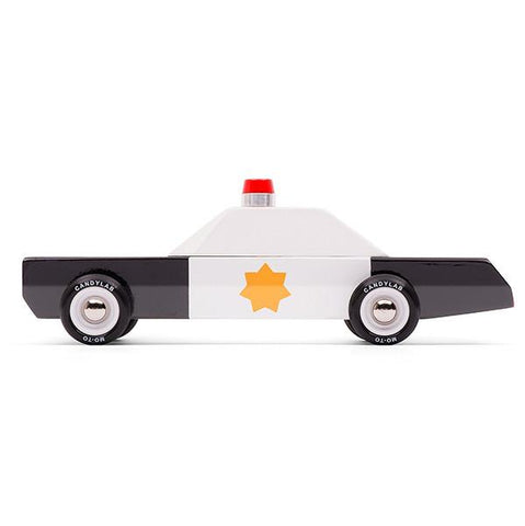 Candylab Police cruiser | Lucas loves cars