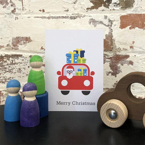 2018 Christmas Cards - Limited edition | Lucas Loves Cars |  Lucas loves cars