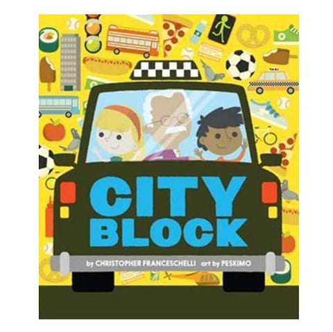 Cityblock book | Brumby Sunstate - supplier |  Lucas loves cars