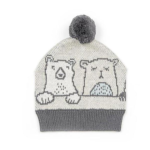 Cotton baby hat bears  | Indus | Lucas loves cars