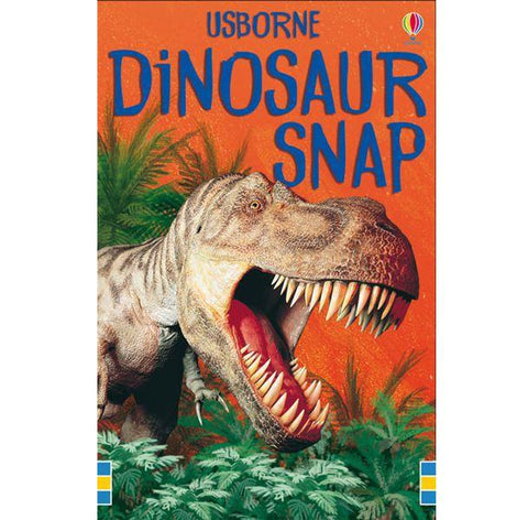 Dinosaur SNAP | Brumby Sunstate - supplier |  Lucas loves cars