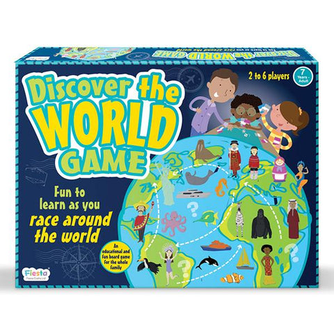 Discover the world game | Educational toys | Lucas loves cars