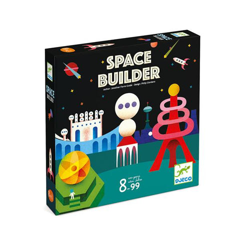 Djeco toys | Space Builder Game | Lucas Loves Cars