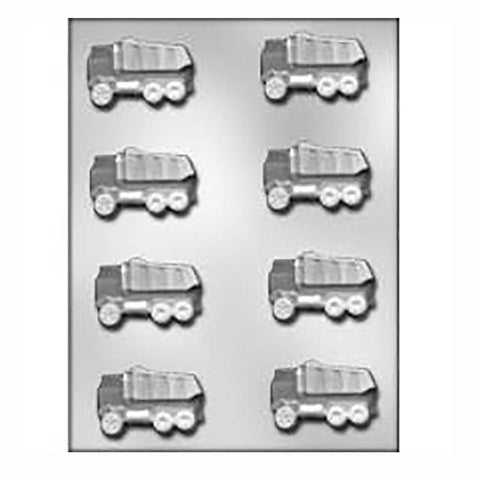 Chocolate moulds - Dump Trucks | Sweet Themes |  Lucas loves cars