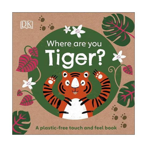 Where are you tiger  | eco books  | Lucas loves cars