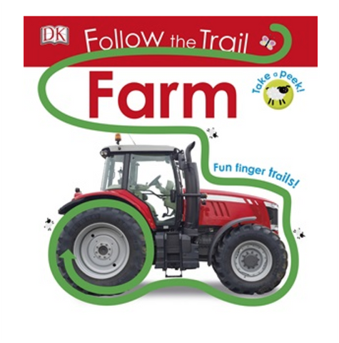 Follow the trail - Farm | Brumby Sunstate - supplier |  Lucas loves cars