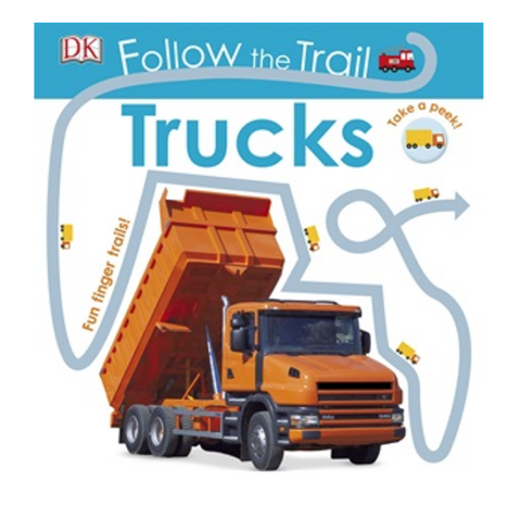 Follow the trail - Trucks | Brumby Sunstate - supplier |  Lucas loves cars