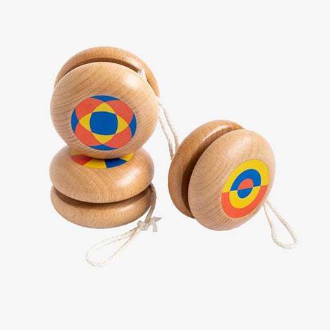 Make Me Iconic | Wooden Yoyo | Wooden toys store | Lucas Loves Cars